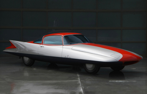 Archivio prototipi ghia chrysler gilda streamline x for Rita hayworth altezza